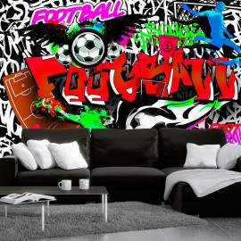 Fotomural - Football Passion