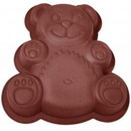 Molde silicona oso