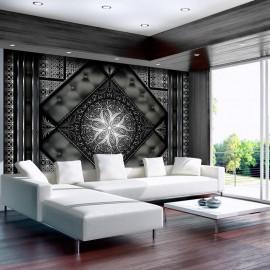 Fotomural - Black mosaic