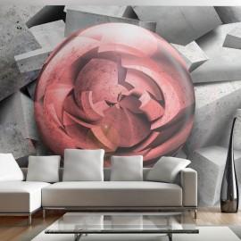 Fotomural - Stone rose