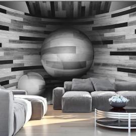 Fotomural - Gray sphere