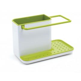 Organizador jabón, bayeta y estropajo