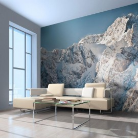Fotomural - Inverno nos Alpes