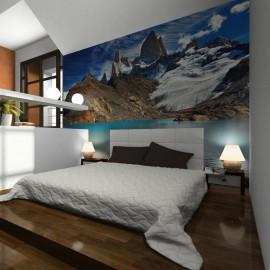 Fotomural - Mount Fitz Roy, Patagonia, Argentina