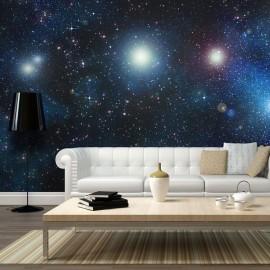 Fotomural - Bilhões de estrelas brilhantes