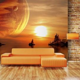 Fotomural - Fantasy sunset