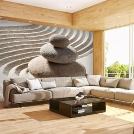 Fotomural - Un jardín zen