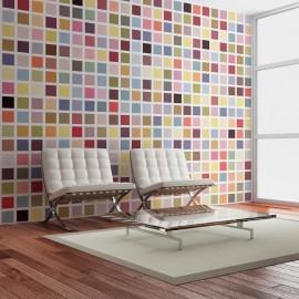 Fotomural - Mosaico vistoso