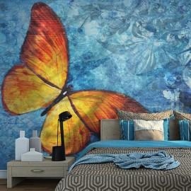 Fotomural - Fiery butterfly