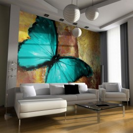 Fotomural - Painted butterfly