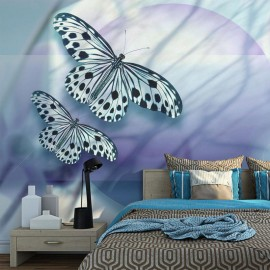 Fotomural - Planet of butterflies