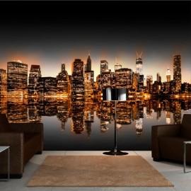 Fotomural - Wealth of NYC