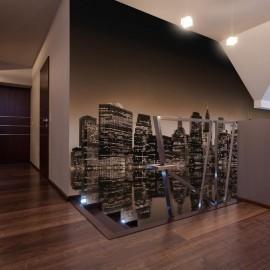 Fotomural - Nueva York - sepia