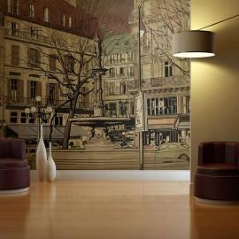 Fotomural - Fonte parisiense