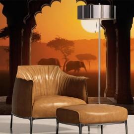 Fotomural - Hear Africa