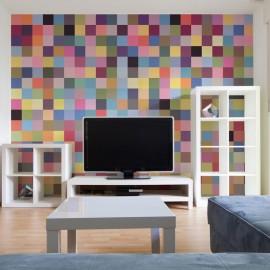Fotomural - Gama completa de cores