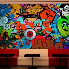 Fotomural - Graffiti art