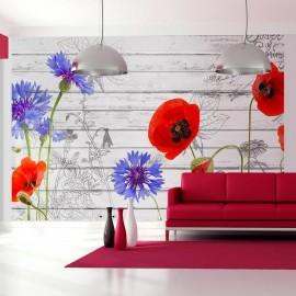 Fotomural - Wildflowers