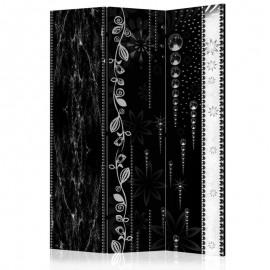 Biombo - Black Elegance [Room Dividers]