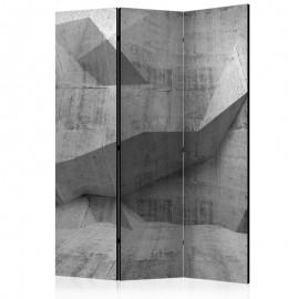 Biombo - Concrete Geometry [Room Dividers]