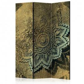 Biombo - Golden Treasure [Room Dividers]