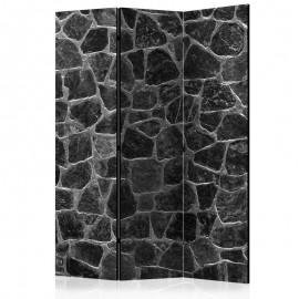 Biombo - Black Stones [Room Dividers]
