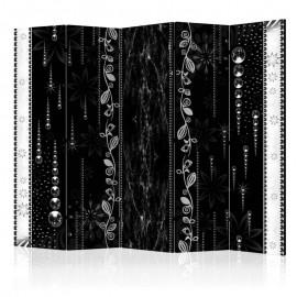 Biombo - Black Elegance II [Room Dividers]