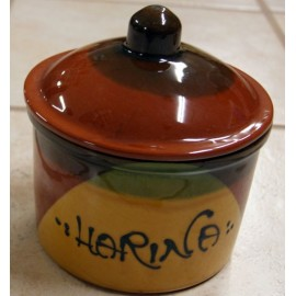Harinero artesanal de Cerámica