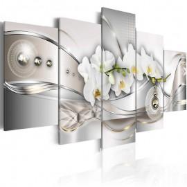 Quadro - Pearl Dance of Orchids