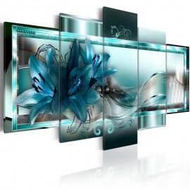 Quadro - Sky Blue Lilies