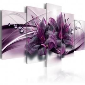 Quadro - Violet Lily