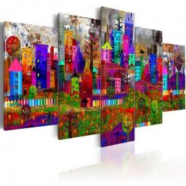 Quadro - The City of Expression