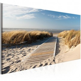 Quadro - Holiday at the Seaside (1 Part) Wide