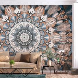 Papel de parede autocolante - Hetman Mandala