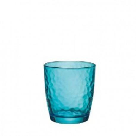 Vasos palatina colores vasos de cristal vasos de colores multiusos - Vasos grandes cristal ...