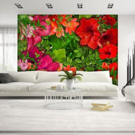 Papel de parede autocolante - Lilac Serenade