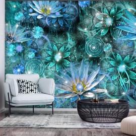 Papel de parede autocolante - Water Lilies