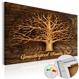 Tablero de corcho - Family Tree [Corkboard]