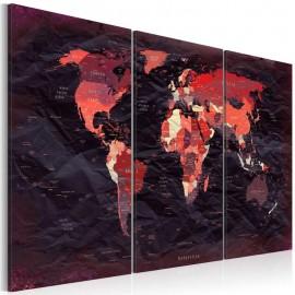 Quadro - Plan of the World