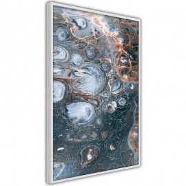 Póster - Surface of the Unknown Planet I