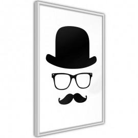 Pôster - Gentleman Attributes