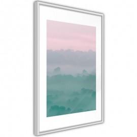 Póster - Morning Fog