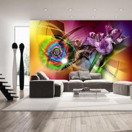 Fotomural - Magic Light of Colors