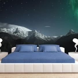 Fotomural - Aurora boreal