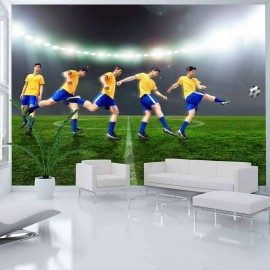 Fotomural - Great footballer