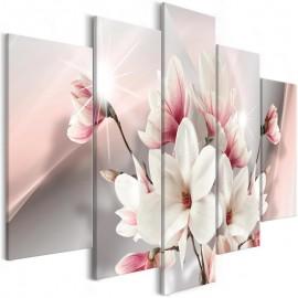 Quadro - Magnolia in Bloom (5 Parts) Wide