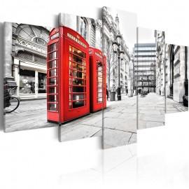 Quadro - Street of London