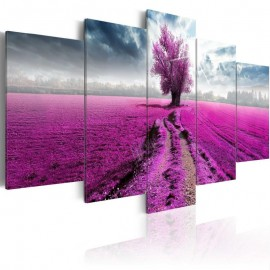 Quadro - Purple Land