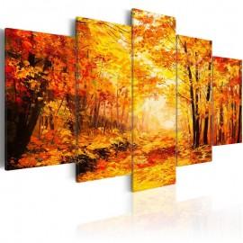 Quadro - Autumn Alley