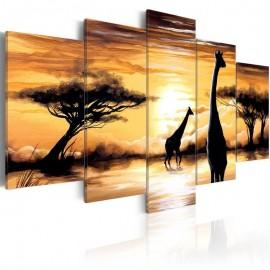 Cuadro - África salvaje